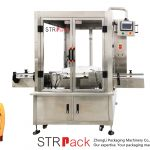 Star Wheel Type Capping Machine